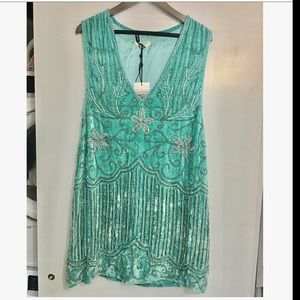 Spell & Gypsy Elsa Dress S BNWT